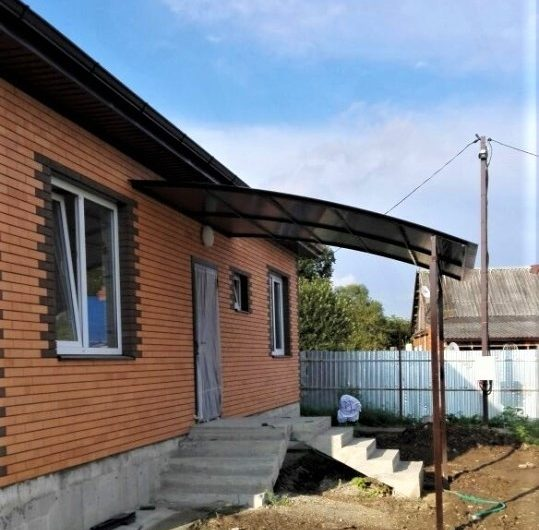 Дом в станице Азовской.