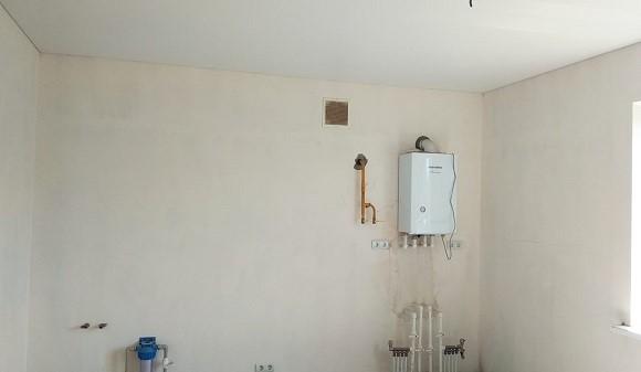 Продается большой новый дом в ст. Северской, Краснодарского края.
